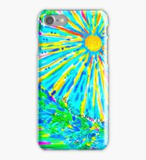 Lilly Pulitzer Florida State Inspired  iPhone Case/Skin