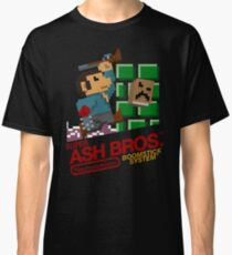 Super Ash Bros. (T-shirt, Etc.) Classic T-Shirt