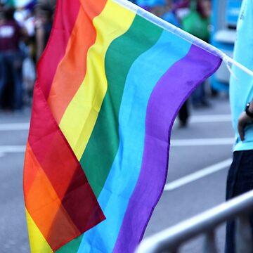 Gay Pride by RichardKeech