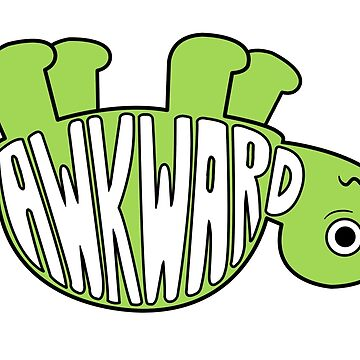 Awkward Turtle - GREEN by hanjungyup