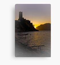 Malcesine / Lake Garda / Italy ~ 03 Canvas Print