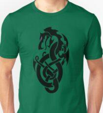 Celtic dragon totem Unisex T-Shirt