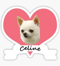 Celine Appreciation Sticker