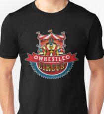 Wrestle Circus Logo Unisex T-Shirt