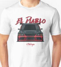 El Diablo (Evo IX) Unisex T-Shirt
