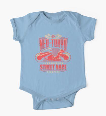Neo-Tokyo Street Racing Champion Kids Clothes