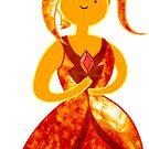 Flame Princess by kuiwi
