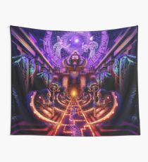 """The Key is within"" Wall Tapestry"