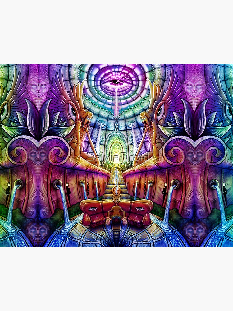 Sacred Visions by SalviaDroid