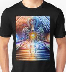 FireMoon FrozenSun Unisex T-Shirt