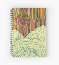Ridge Spiral Notebook