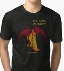 The King In Yellow Tri-blend T-Shirt