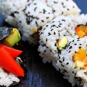 Sushi by hlehnerer
