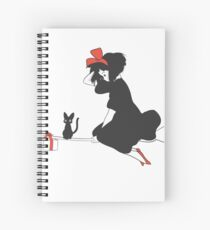 Kiki's Delivery Service Spiral Notebook