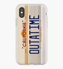 California Out A Time iPhone Case