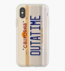 Vinilo o funda para iPhone California fuera un tiempo