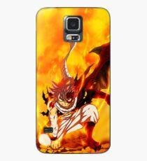 Funda/vinilo para Samsung Galaxy Fuerza de dragón