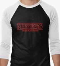 Morning Are For Coffee and Contemplation T-Shirt