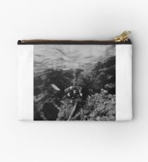 Wreck in the Red Sea Studio Pouch