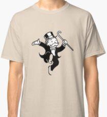 Monopoly Man Classic T-Shirt