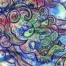 Kaze No Ryū (Wind Dragon) by chongolio