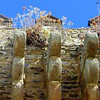 The ramparts of Saint-Malo by pitoire