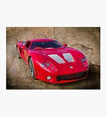 GTM Super Car Photographic Print