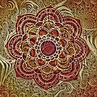 Fractal Meets Mandala  by KirstenStar