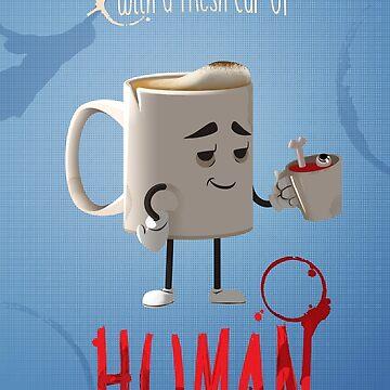 Human Coffee by NiallByrne