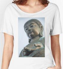Buddah Women's Relaxed Fit T-Shirt