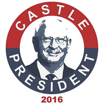 Darrel Castle For President by marcoafsousa