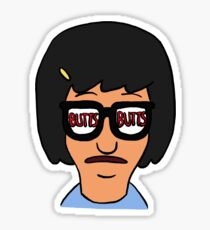Tina Belcher- Butts Sticker