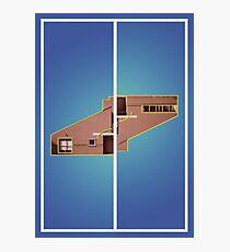 Architecture: Venturi Photographic Print