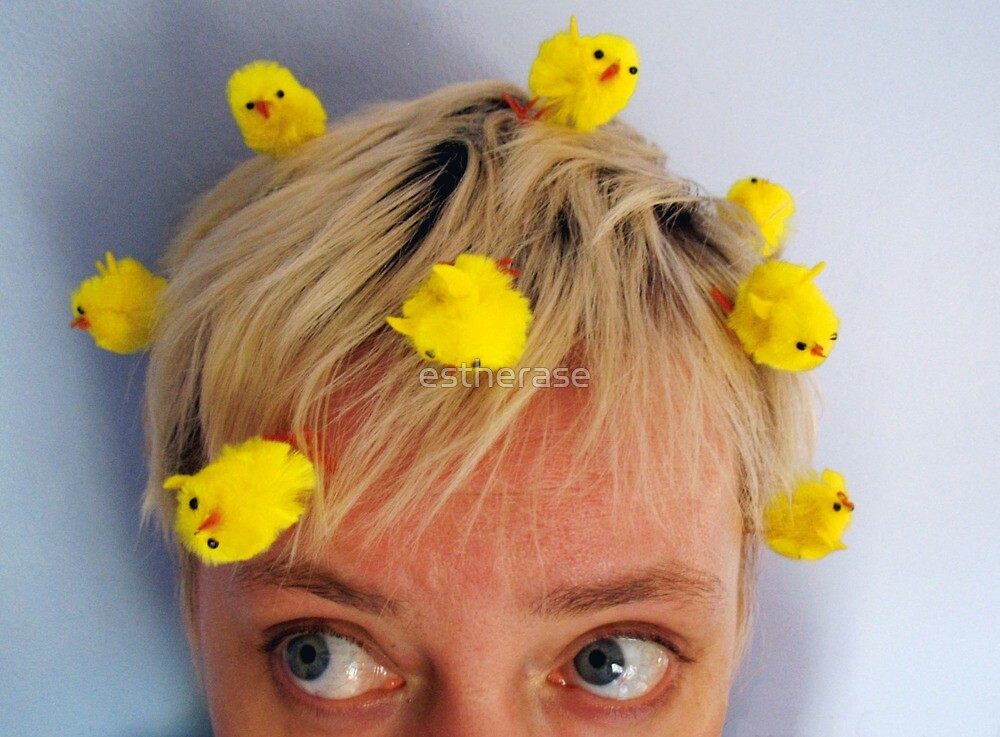 chicks by estherase