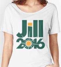 Jill Stein Campaign Logo Women's Relaxed Fit T-Shirt