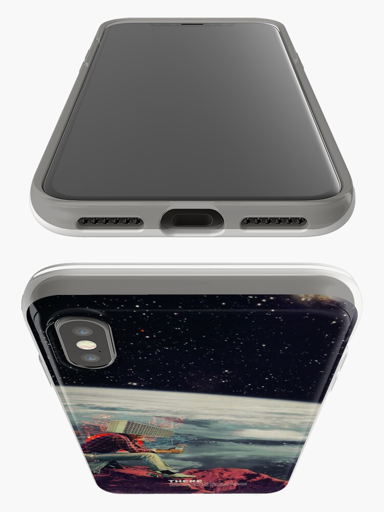 Alternate view of Figuring Out Ways To Escape iPhone Case & Cover