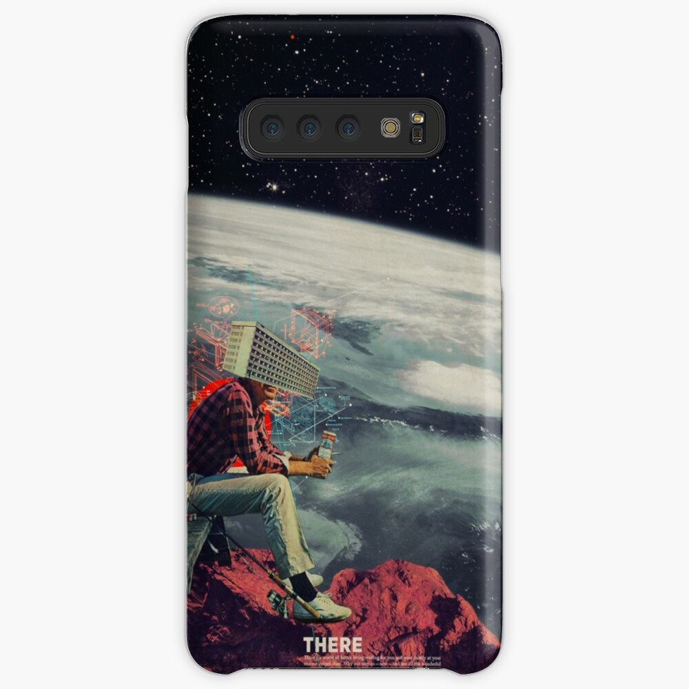 Figuring Out Ways To Escape Case & Skin for Samsung Galaxy