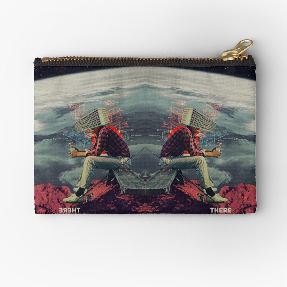 Figuring Out Ways To Escape Zipper Pouch