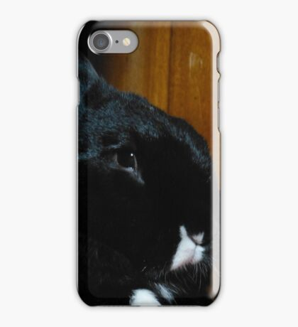 Smudge Portrait iPhone Case/Skin