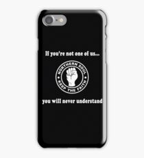 Northern Soul - Keep the Faith iPhone Case/Skin