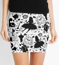 Alice in Wonderland Mini Skirt