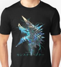 Monster Hunter - Zinogre  Unisex T-Shirt