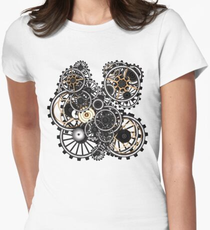 Steampunk Gears on your Gear No.2 T-Shirt