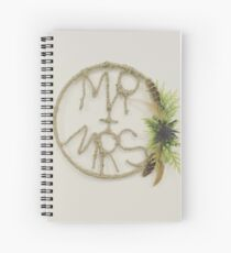 MR&MRS Spiral Notebook