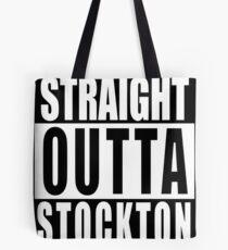 Nate Diaz Nick Diaz, Straight Outta Stockton Tote Bag
