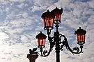 Venetian Street Light by Tiffany Dryburgh
