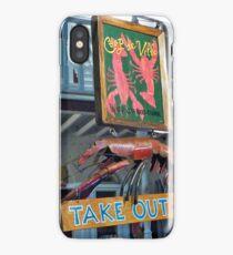 Take Away iPhone Case/Skin