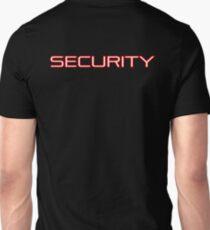 Security Unisex T-Shirt