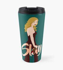 Slay Buffy Travel Mug