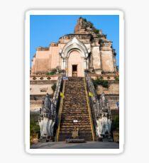 Wat Chedi Luang in Chiang Mai Sticker